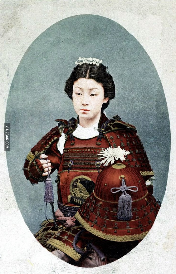 A SAMURAI TAKEKO